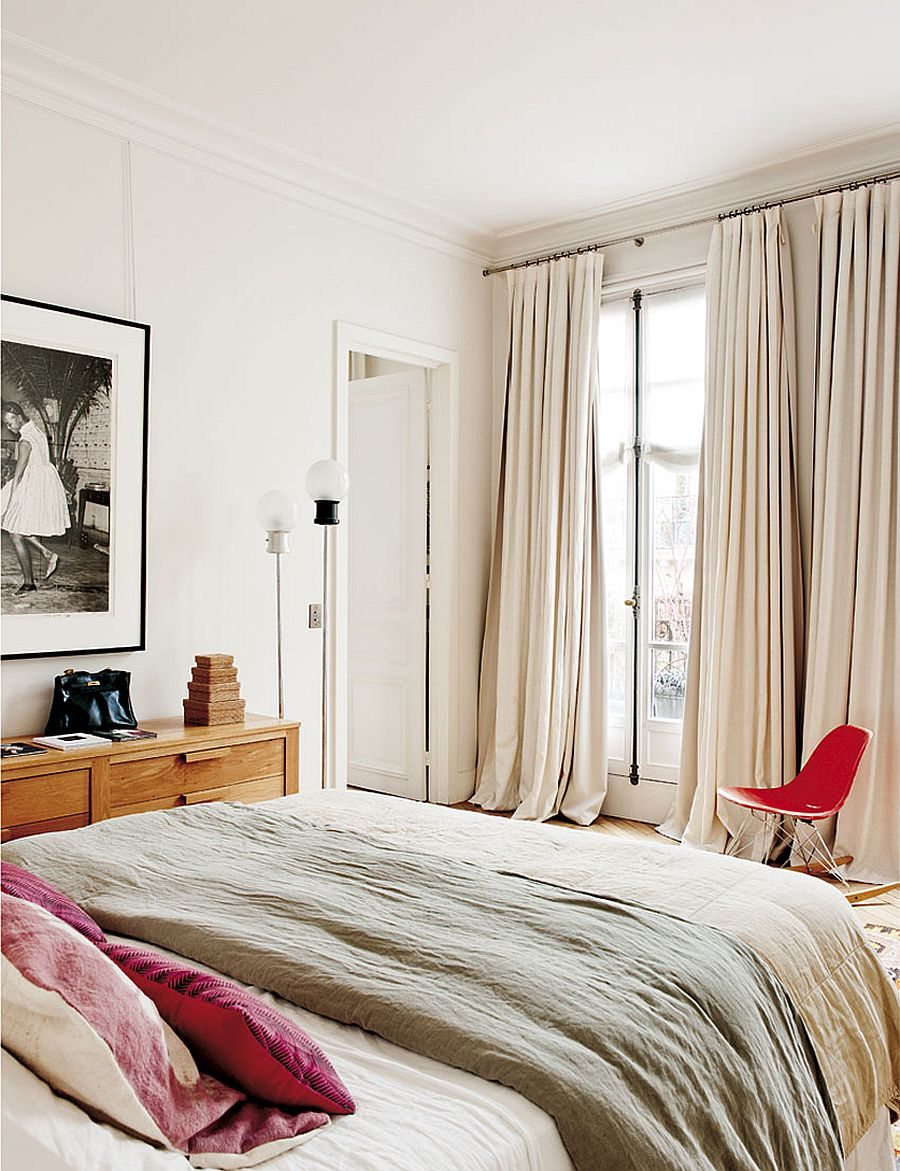 Decorating Parisian Style: Chic Modern Apartment by Sandra ... - photo#23