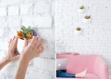 DIY plant pockets from Design Love Fest