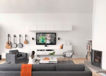 Decorate-the-living-room-wall-with-some-musical-charm-217x155