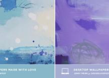 Desktop wallpaper from Design Love Fest