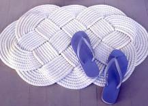 Doormat DIY from Martha Stewart