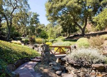 Expansive garden laced with stone pathways and lovely bridges [From: Mark Pinkerton - vi360 photography]