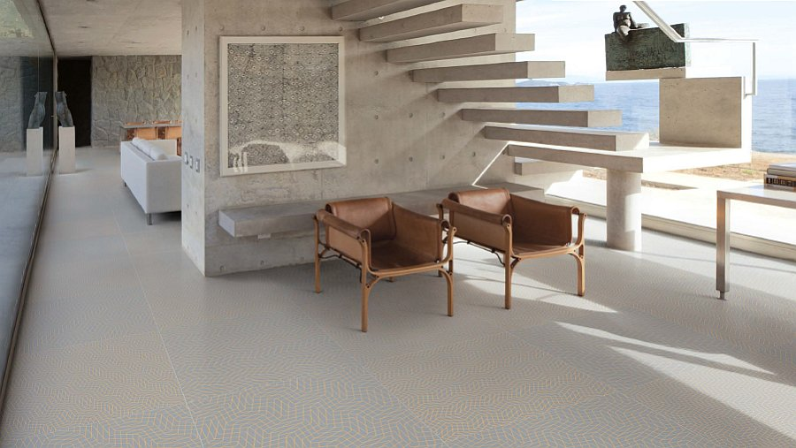 Filo Collection porcelain tiles