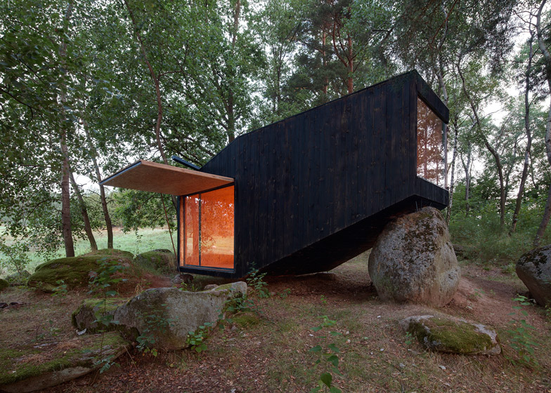 Forest Retreat I