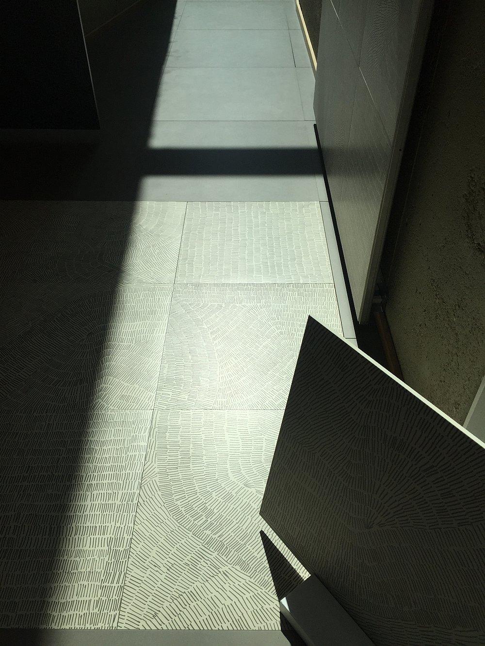 Fossil collection – porcelain tiles Refin