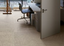 Fossil office tiles