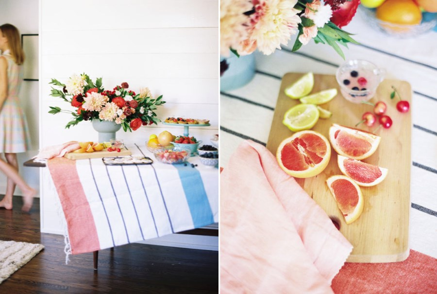 Fourth of July picnic from Design Love Fest