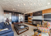 Geometric-coffered-ceiling-in-a-living-room-with-modern-style-217x155