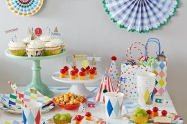Chic Party Themes Replace Matchy-Matchy Supplies