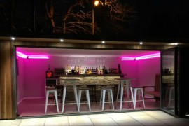 Picking The Right Lighting For The Home Bar 10 Outdoor Home Bars For A  Boozy Summer