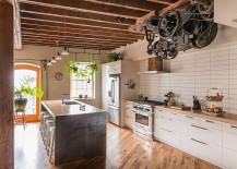 Ever looked at a truly exceptional industrial-style kitchen and wondered  how the homeowner put together such a unique yet mesmerizing space?