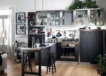 Ingenious Diesel Kitchen from Scavolini