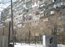 Affordable concrete apartments in Armenia