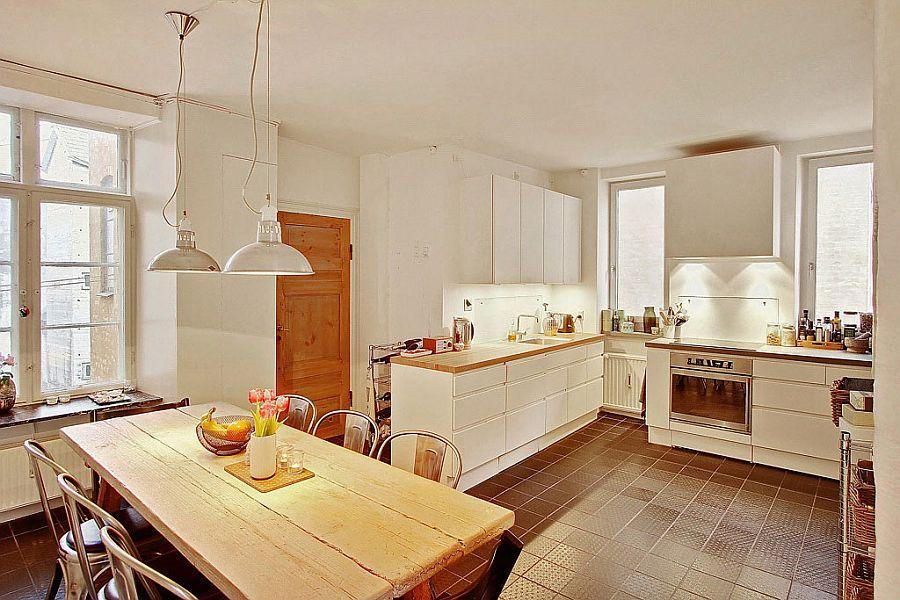 Scandinavian Style a study in scandinavian style: charming modern apartment in denmark