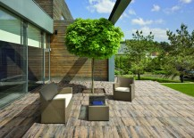 Larix outdoor ceramic tiles