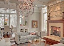 Light-and-airy-living-room-with-a-coffered-ceiling-217x155
