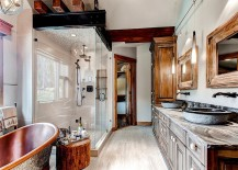 Light-finish-of-the-cabinets-elevates-the-breezy-ambiance-of-the-bathroom-217x155