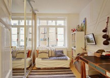 Mirrored-cabinets-enhnace-the-visual-space-inside-the-small-apartment-room-217x155