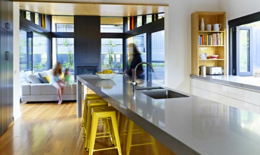 14 Concrete Countertops That Prove This Material Suits Any Decor