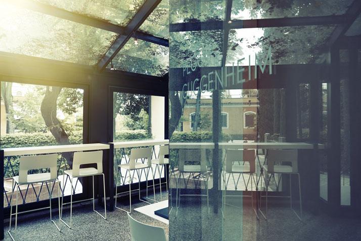 Peggy Guggenheim Café II