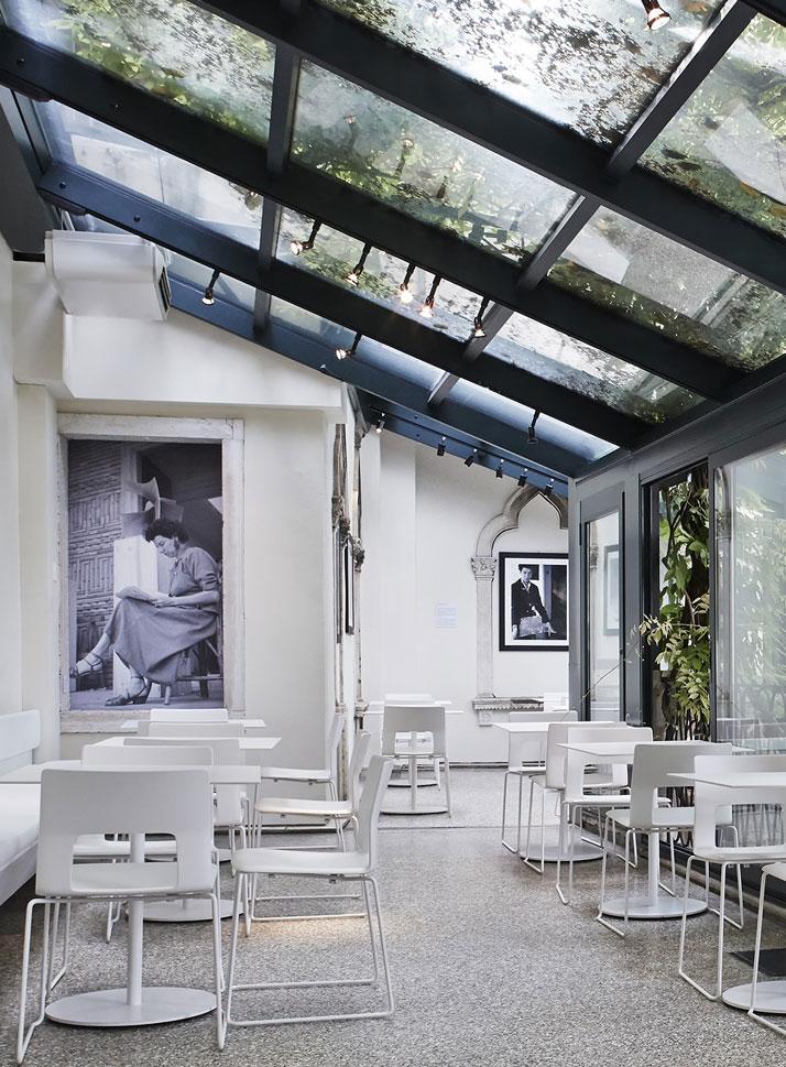 Peggy-Guggenheim-Café