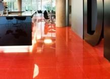 The Sleek Beauty Of Modern Terrazzo Floors