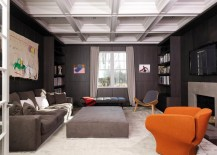 Rich-toned-family-room-with-a-coffered-ceiling-217x155
