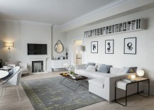 As Alluded To Earlier, White Has Always Been A Dominant Color In Scandinavian  Living Rooms. But The Last Few Years Have Seen A Surge In Another Neutral  That ...