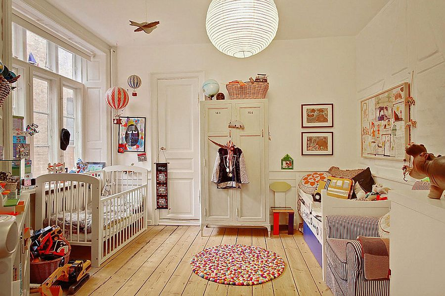 A Study in Scandinavian Style: Charming Modern Apartment ...