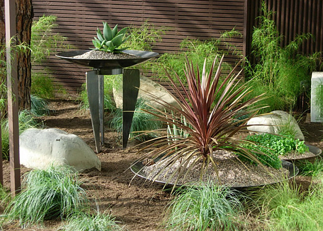 Sculptural containers from Big Red Sun