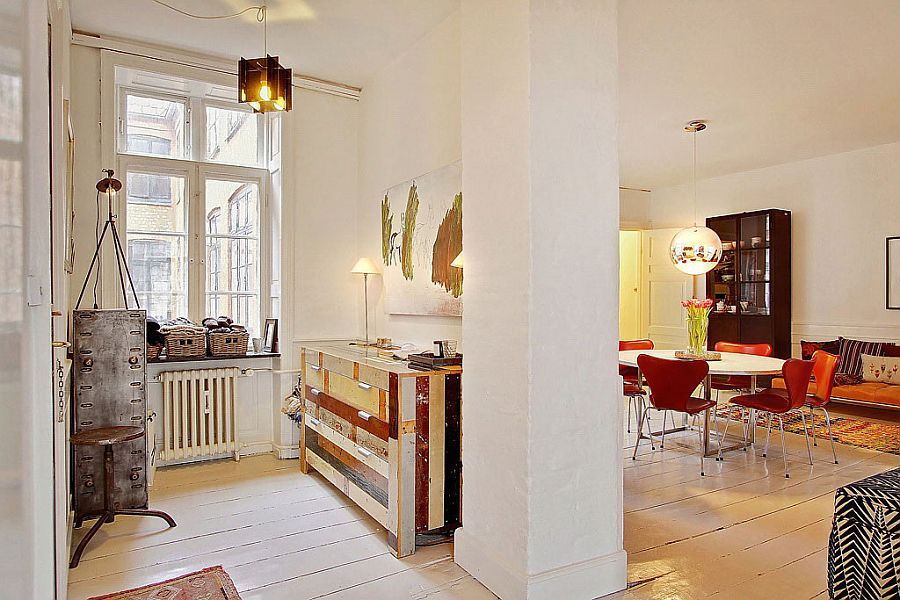 A Study In Scandinavian Style Charming Modern Apartment