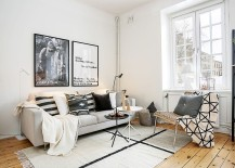 Small Scandinavian Living Rooms. Born Out Of Tough Scandinavian Winters  That Demand Efficiency And A Sense Of Airiness To Drive Away Any Notion Of  Gloom, ...