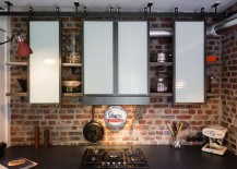 Smart shelf design for the small industrial kitchen [Design: Les Ateliers Du 4]