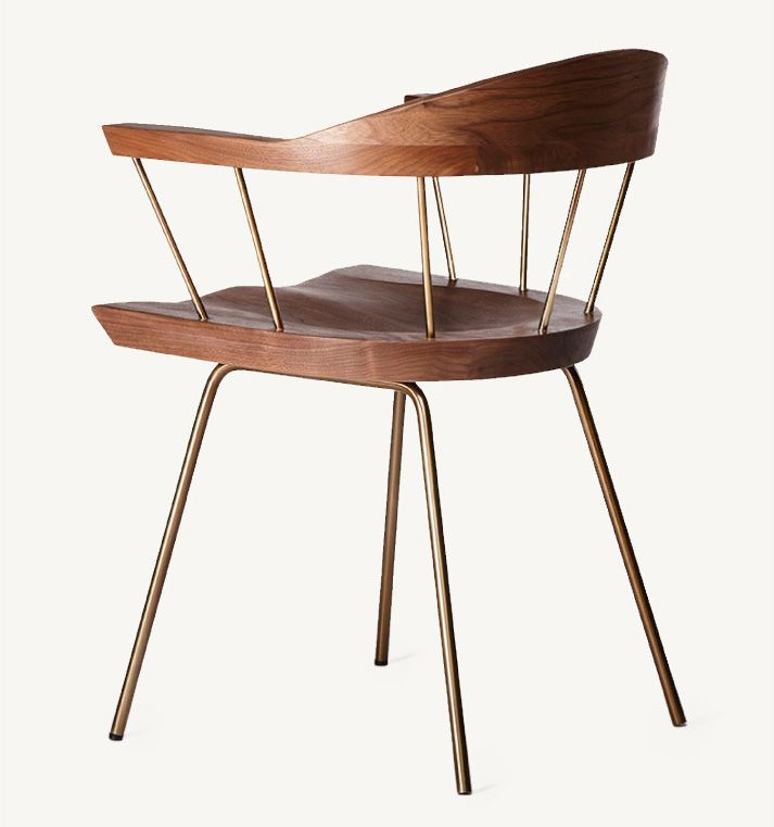 Spindle Chair II