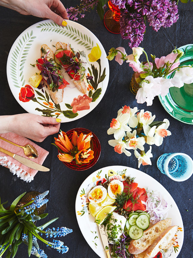 Summer garden party from Oh Happy Day