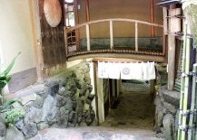 Traditional Japanese Style Entranceway