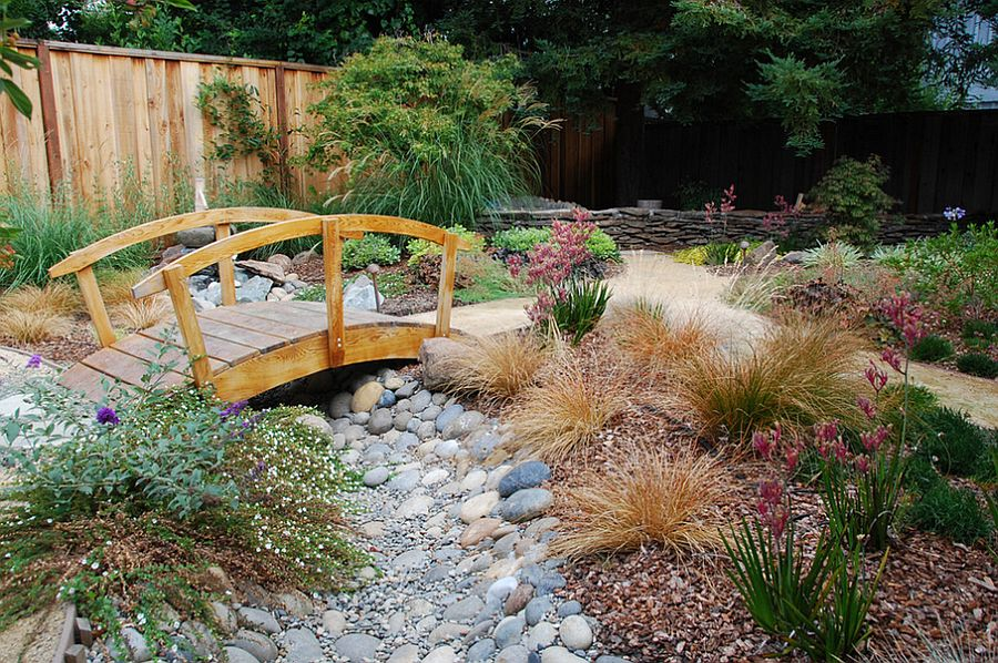 50 dreamy and delightful garden bridge ideas for Verdance landscape design