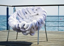 White Tie Chair