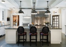 Beau Every Time You Think Of Industrial Lighting Fixtures, The First Thing That  Comes To Mind Is The Kitchen. With An Endless Array Of Pendant Light  Choices ...