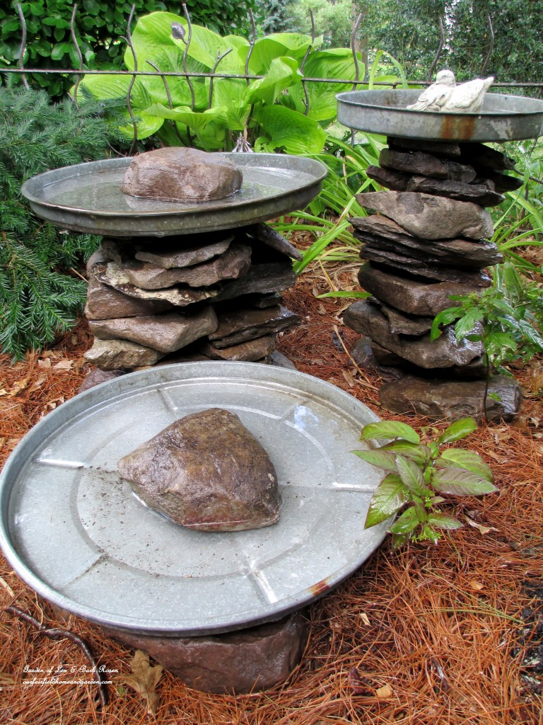 7 Resourceful Diy Birdbath Ideas To Bring Life To Any Yard