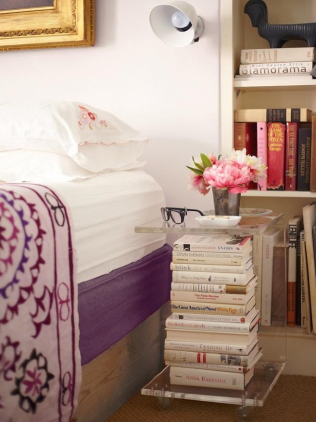 books nightstand 2