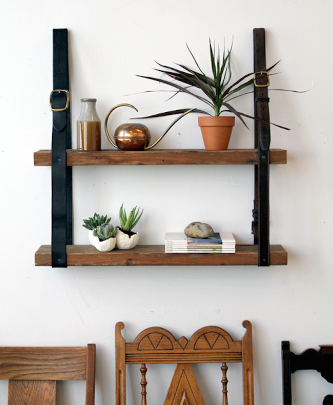 view in gallery bookshelves leather and wood