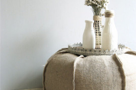 8 Ways You Can Incorporate Burlap into Your Decor for a Rustic Look