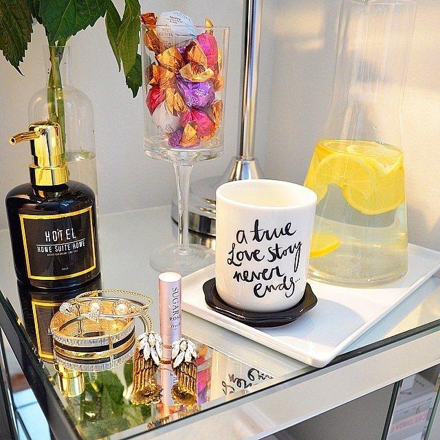 candle nightstand 2