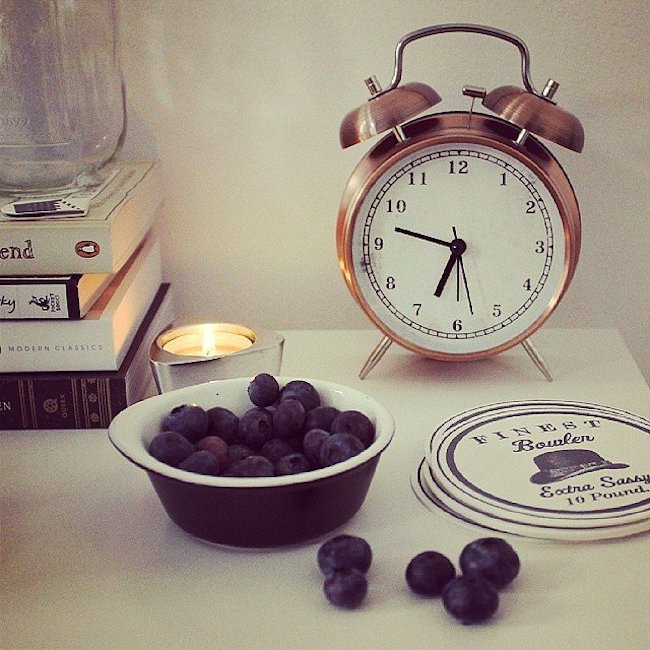 clock nightstand 2