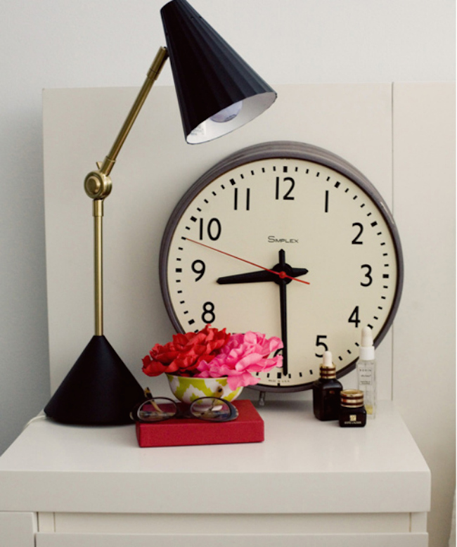 clock nightstand 3