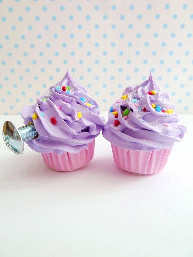 door knob cupcake 1