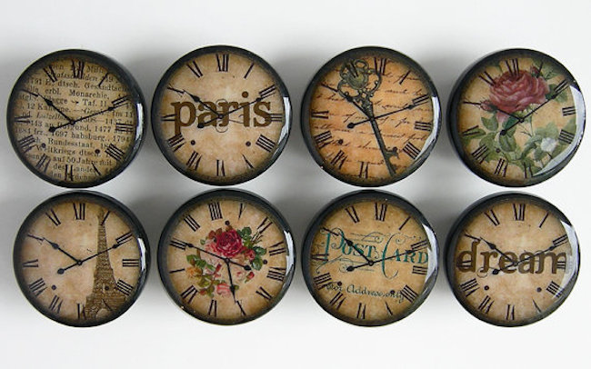 draw knobs clocks 2