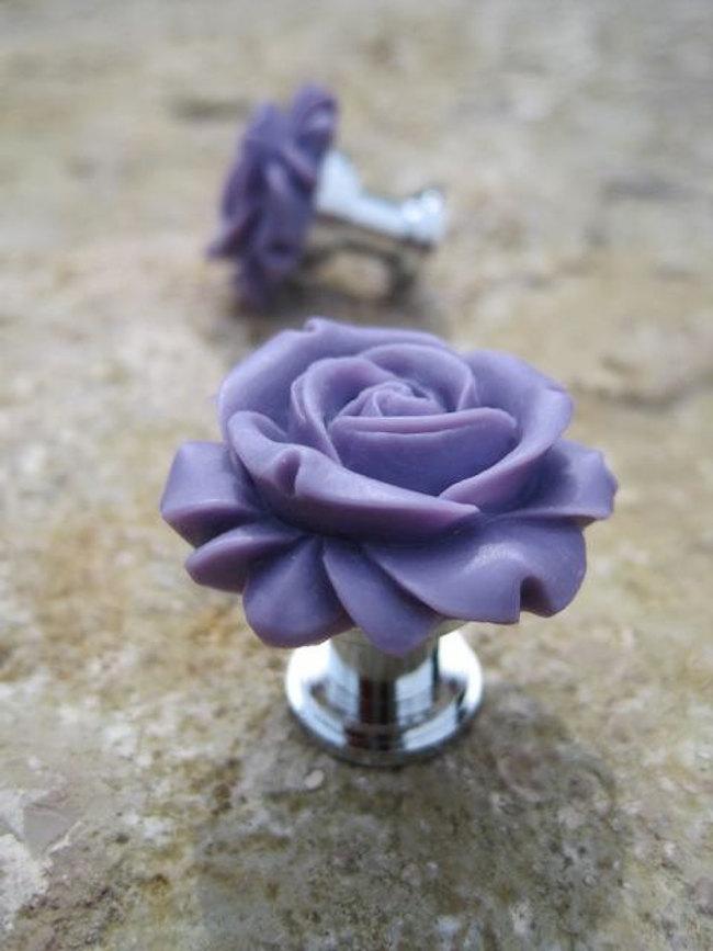 drawer knob flower 1