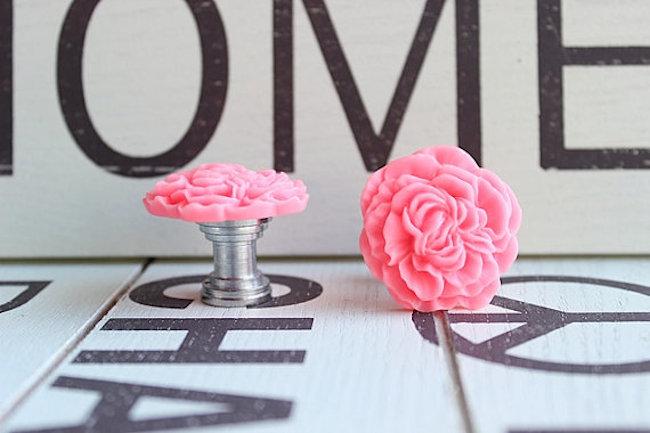 drawer knob flower 3